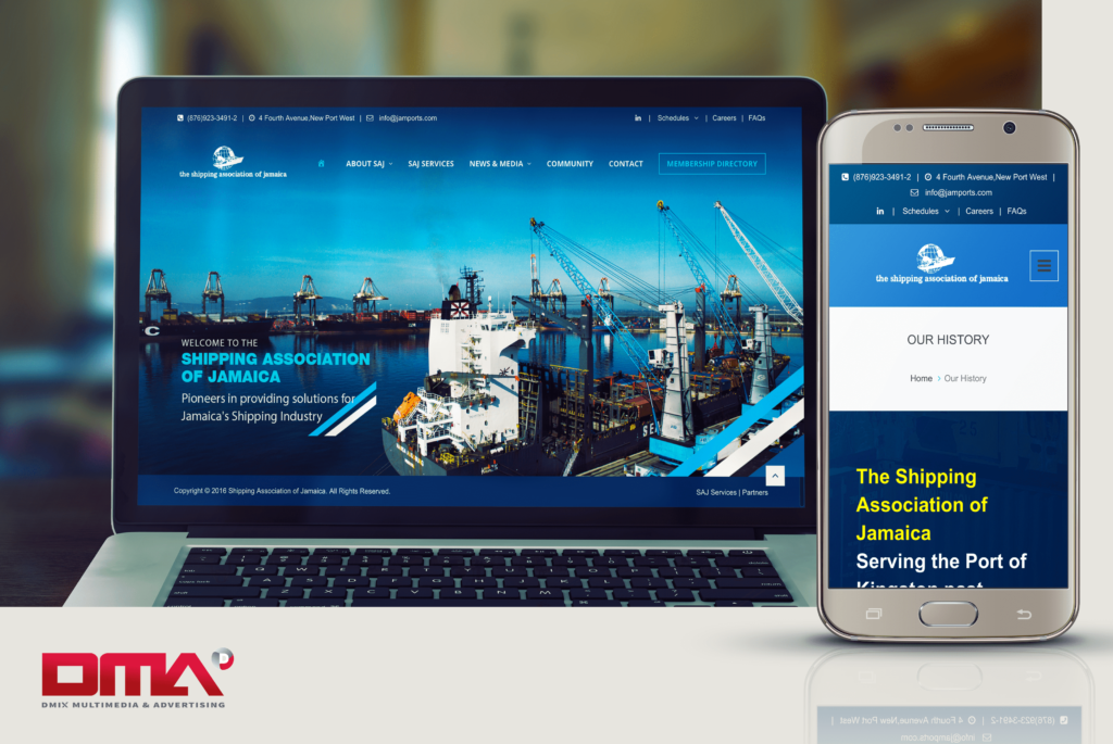 Shipping Association Website